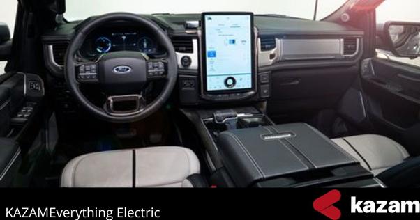 Kazam EV,kazam ,ford ,ford in India ,Ford F150,F150 lightning EV,Electric truck,about price,history EV,specifications F150 EV,affordable price EV,electric truck F150,Ford cheap electric truck,best electric truck,kazam EV