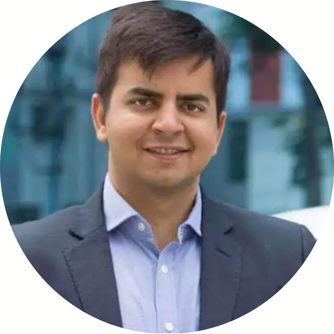 Bhavish Aggarwalco-founder of Ola Cabs