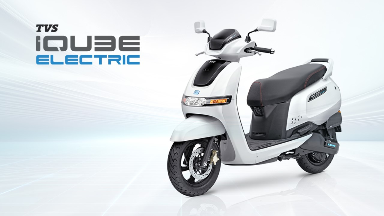 TVS iQube,Electric Scooter,Power and Performance,Kazam,Electric Vehicle