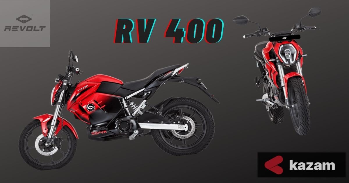 Revolt RV 400<br>