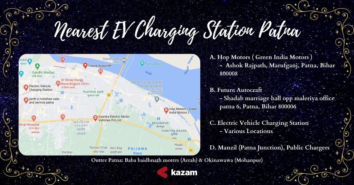 AC Charger, DC Charger, Kazam EV, Kazam Chargers, Ev Charging Stations, EV Charging Station, Kazam EV Chargers, EV Charging Station, EV Charger, Electric Vehicle Charging Station, startups, startup, renewable mobility accessible, renewable mobility, Kazam EV, Best Charging Stations, Best EV chargers, PAN India, Kazam AC Chargers, Electric Bike, Electric two-wheeler, Patna, Bihar, Patna Bihar