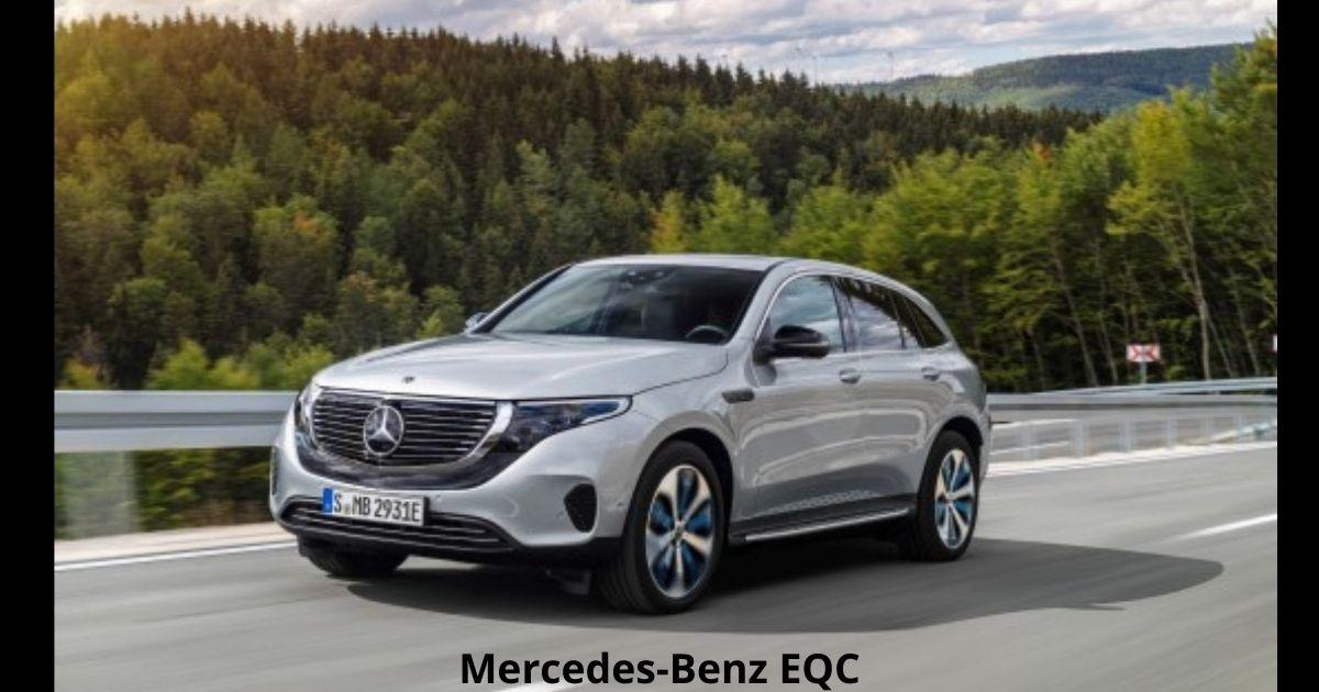 Jaguar I Pace,Mercedes Benz EQC, Electric cars,EVs,Kazam