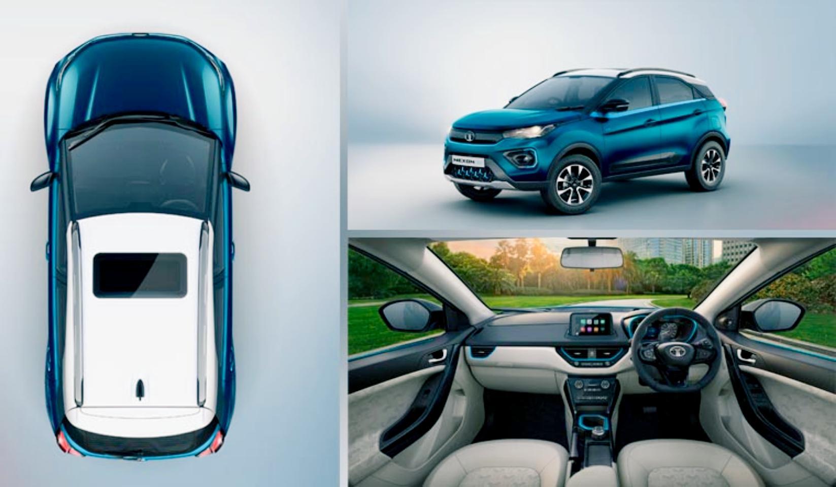 Mesmerizing features of Tata's Nexon EV