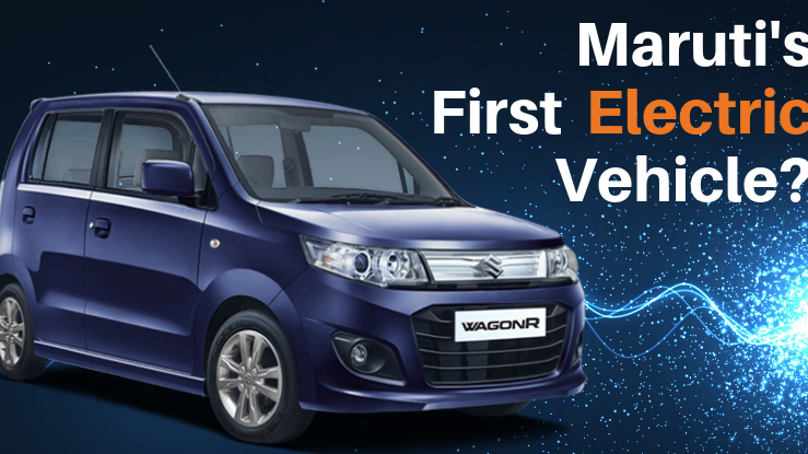WagonR EV is expected to launch in April 2021